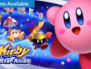 Kirby Star Allies Featured