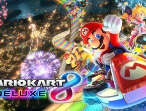 Mario Kart 8 Deluxe Featured