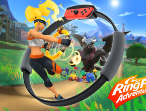 Ring Fit Adventure Featured