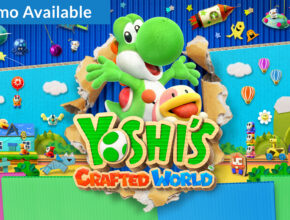 Yoshi's Crafted World Featured