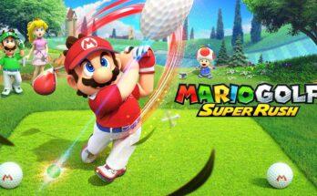 Mario Golf Super Rush Featured Écran Partagé