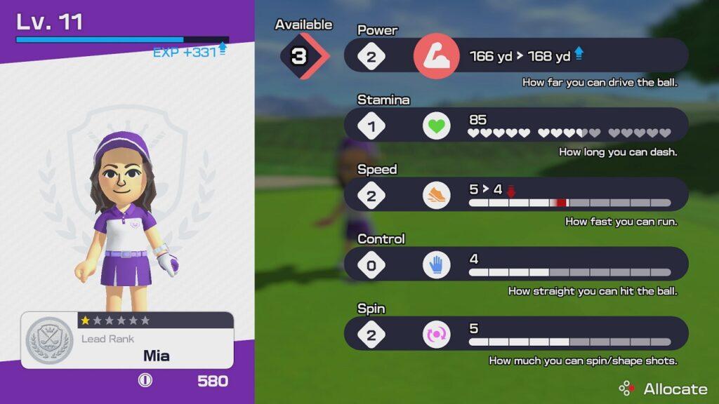 Mario Golf Super Rush Screenshot 3 Écran Partagé
