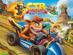 Crash Team Racing Nitro-Fueled Featured Écran Partagé