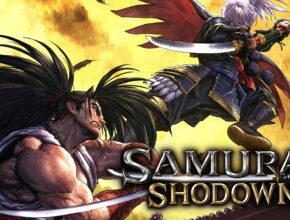 Samurai Shodown Featured Écran Partagé