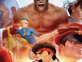 Street Fighter 30th Anniversary Collection Featured Écran Partagé