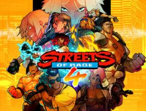 Streets of Rage 4 Featured Écran Partagé