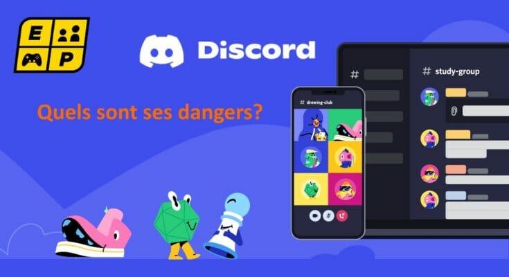 Discord Featured Ecran Partage Dangers