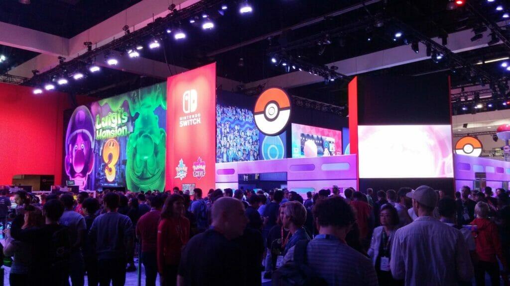 E3 2019 Screen 4 Écran Partagé