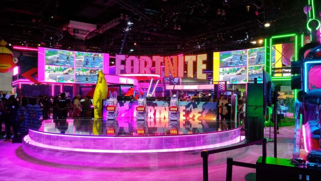 E3 2019 Screen 5 Écran Partagé