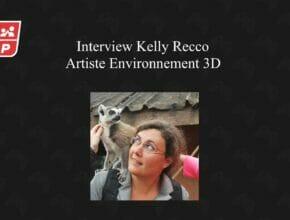 Interview Kelly Recco Écran Partagé