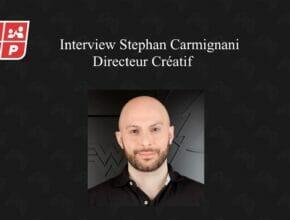 Interview Stephan Carmignani
