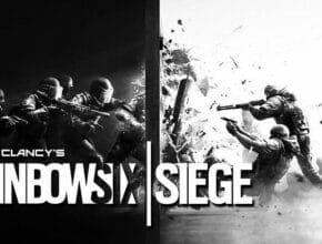Bannière de Rainbow Six Siege