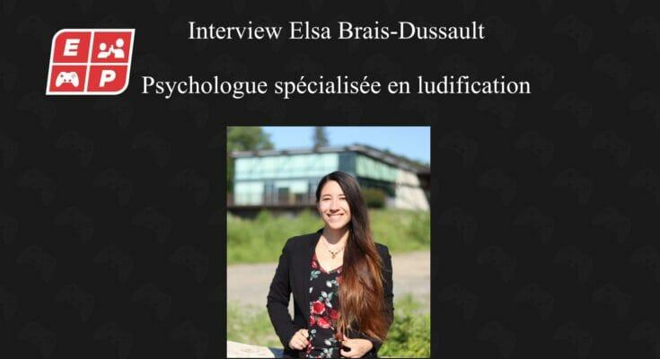 Interview Elsa LudiPsy Écran Partagé